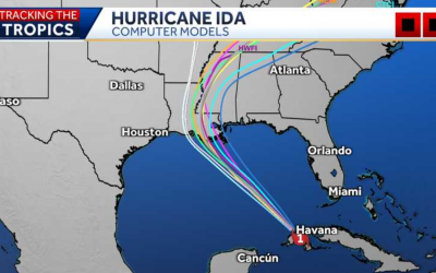 Week #15 Hurricane Season Series: Gulf Coast residents brace as Ida strengthens