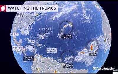 Week #16 Hurricane Season Series: Watching the Tropics during the PEAK of the 2021 Hurricane Season